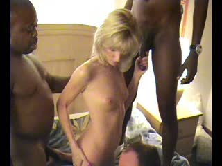 Holly Interracial Gangbang Tampa 1